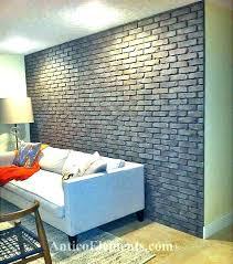 interior brick wall fake brick wall fake brick for interior walls interior brick wall panels lovable interior brick wall panels and testimonials fake brick