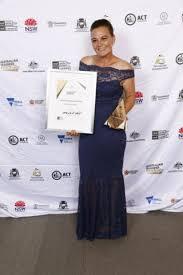 Kristy McDermott   Australian Training Awards