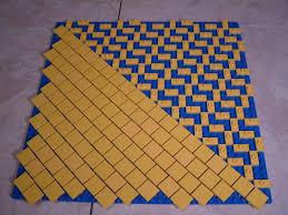 Lego Patterns Fascinating Custom Lego Floor Designs RareBrickSets