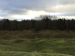 historical journeys craters of the moon and other traces of the the shells that were used in wwi caused extreme damage to the landscape when we ed verdun our guide prefaced the tour by talking about how some areas
