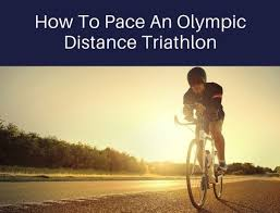 How To Pace An Olympic Distance Triathlon Myprocoach