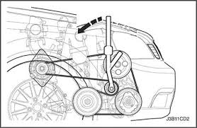 solved serpentine belt diagram for 2004 chevy aveo fixya how do you replace a serpentine belt on a 2007 chevy aveo please help