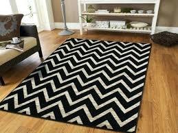 chevron stripe rug new black white rug chevron stripe area rugs for in