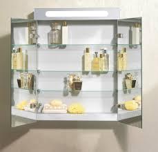 Aluminium Bathroom Cabinets Bauhaus Aluminium 600 X 800mm Double Door Mirrored Cabinet
