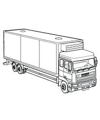 logging coloring pages logging semi truck coloring page download print online logging semi