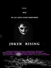 Joker Rising 2013 Imdb