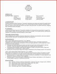 17 Electrical Foreman Resume Samples Brucerea Electrical Foreman