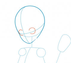 how to draw anime heads step by step for beginners. Interesting Step Step 8 For How To Draw Anime Heads By Beginners T
