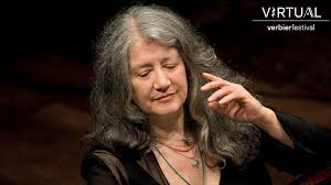 Concert A day with <b>Martha Argerich</b> I: Brand-new moments at the ...