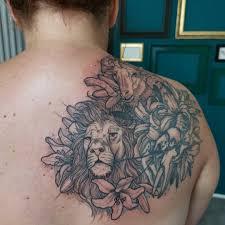 Souhvězdí Kozoroha Tetování