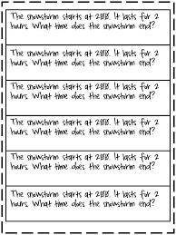 Ideas About Cgi Math Problems 1st Grade, - Easy Worksheet Ideas