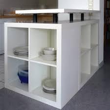 diy kitchen island ikea. Simple Ikea DIY Lshaped Kitchen Island From IKEA Expedit Via Wwwikeahackersnet Throughout Diy Kitchen Island Ikea L