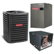 goodman 2 5 ton 14 seer. 1.5 ton goodman 14 seer central air conditioner heat pump horizontal system 2 5
