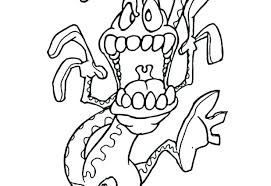 Impressive Monster Legends Coloring Pages Color All Of Page