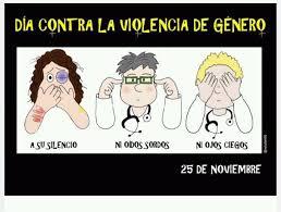 dia mundial contra la violencia de género   SALUD MUJER Y ATENCIÓN PRIMARIA