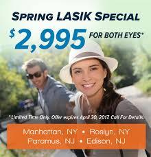 lasik eye surgery nyc manhattan lasik center dr niksarli schedule