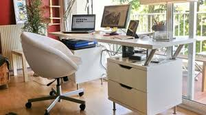 Building your own desk doesn't have to be difficult, especially when a  place like IKEA already has the parts you need to assemble a sharp and  functional ...