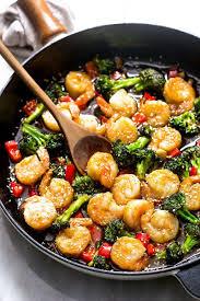 healthy shrimp dinner recipes. Beautiful Shrimp Teriyakishrimpandrice For Healthy Shrimp Dinner Recipes T