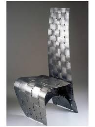 woven metal furniture. Woven Steel Chair Metal Furniture