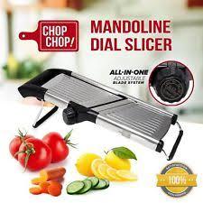 Mandoline Slicers