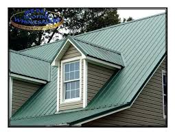 metal roofing manufacturers