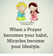 Miracle Quotes Stunning Awesome Quotes WwwAwesomequotes48ucom When A Prayer Becomes Your
