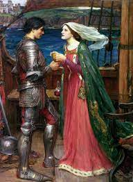 Datei:John william waterhouse tristan and isolde with the potion.jpg –  Wikipedia