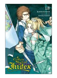 A Certain Magical Index Light Novel English Online Shop A Certain Magical Index Vol 18 Paperback Online In Dubai Abu Dhabi And All Uae