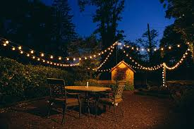 tremendeous outdoor lighting strings at com 100 foot g50 patio globe string lights with 2 inch clear