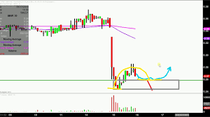 Imnp Stock Chart Immune Pharmaceuticals Inc Imnp Stock Chart Technical Analysis For 05 15 18