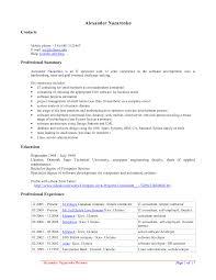 Open Office Resume Template Vnzgames