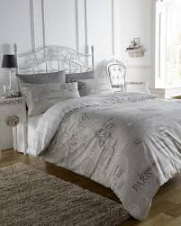 french paris themed duvet cover bedding set pink beige