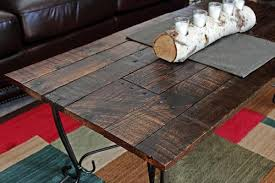 Diy Pallet Table Top Table Top With Pallet Wood How To Build | 99