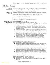 23 Sample System Administrator Resume Free Sample Resume