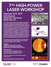 High Power Laser Workshop Lasernetus