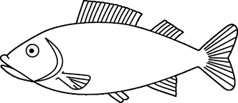 Small Picture fish coloring pages Seaside Pinterest Fish Wood burning