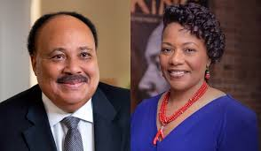 Dr. Bernice King, Martin Luther King ...