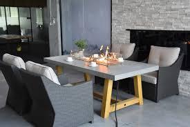 fire pit dining table. Fire Pit Dining Table Set E