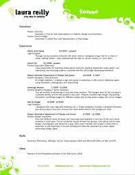Hair Stylist Resume Sample Example Chic Fair Hairdressing Template