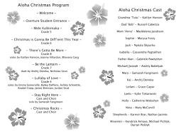 Church Program Template Cyberuse Free Printable Church