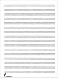 Amazon Com Manuscript Paper No 16 16 Stave Passantino