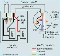 pull switch ceiling light fan chain wiring diagram great bathroom cord stuck