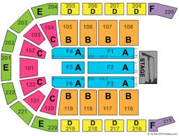 Huntington Center Tickets And Huntington Center Seating