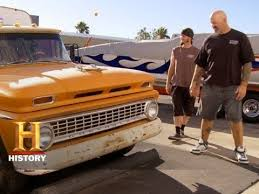 Counting Cars: A '63 Chevy Camper Hillbilly Limo | History - YouTube