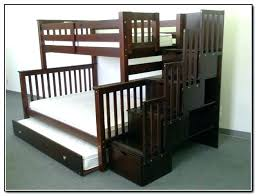 queen bunk bed with trundle. Unique With Full Over Queen Bunk Bed With Stairs Trundle Awesome   In Queen Bunk Bed With Trundle I