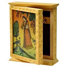 ... Painting Key Holder Box. prev