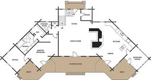 cabin floor plans. Log House Plan Cool 17 Standout Cabin PlansEscape To An Earlier Gentler Time Floor Plans