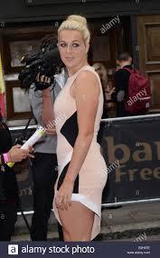 London, UK. 19th June, 2014. Anastasia Pavlyuchenkova attends the WTA  Pre-Wimbledon party at Kensington Roof Gardens on June 19, 2014 in London,  England. Credit: See Li/Alamy Live News Stock Photo - Alamy