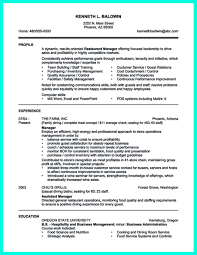 Restaurant Manager Job Resume nice Inspiring Case Manager Resume to Be Successful in Gaining New 1