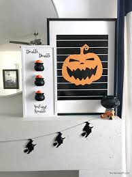 Witches Cauldron Halloween Specimen Art | Tauni Everett
